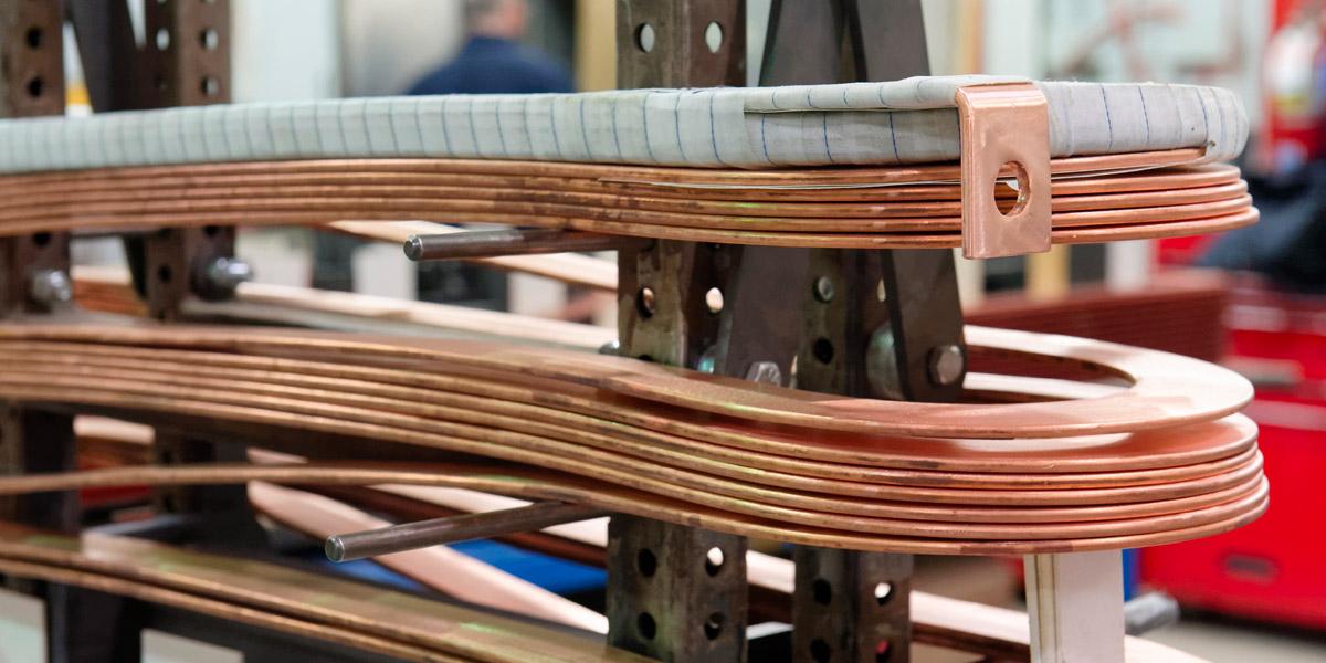 Fabrication et réfection de pôles